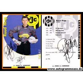 Autogramm Fussball   Roda JC Kerkrade   1996   Ruud HESP