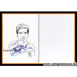 Autogramm Fussball | Niederlande | Graeme RUTJES (Zeichnung)