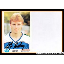 Autogramm Fussball   VfB Oldenburg   1990   Holger DRIELING