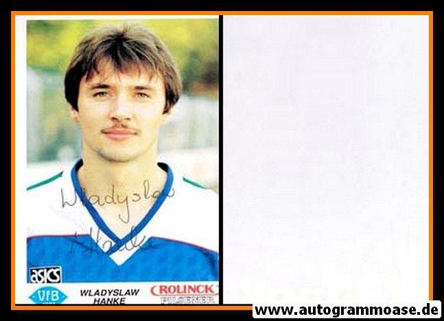 Autogramm Fussball | VfB Oldenburg | 1990 | Wladyslaw HANKE