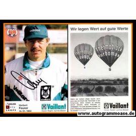 Autogramm Fussball | FC Admira Wacker Mödling | 1993 | Herbert FEURER