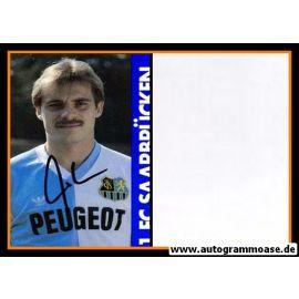 Autogramm Fussball | 1. FC Saarbrücken | 1994 | Jürgen MAKAN