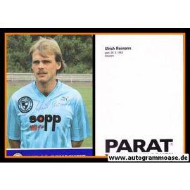 Autogramm Fussball | FC Remscheid | 1987 | Ulrich REIMANN