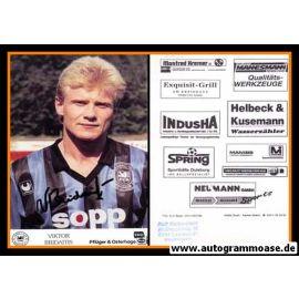 Autogramm Fussball | FC Remscheid | 1991 | Viktor BRIDAITIS