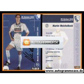Autogramm Fussball | VfL Bochum | 2000 | Martin MEICHELBECK