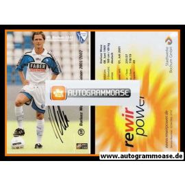 Autogramm Fussball | VfL Bochum | 2001 | Dariusz WOSZ