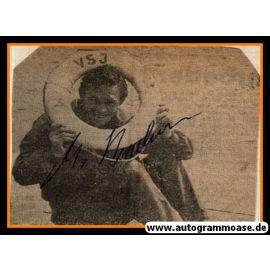 Autogramm Fussball   FC Schalke 04   1960er   UNBEKANNT (Portrait SW)