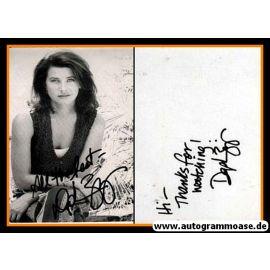 Autogramm Film (USA) | UNBEKANNT 001 | 2000er (Portrait SW)