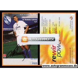 Autogramm Fussball | VfL Bochum | 2004 | Vratislav LOKVENC