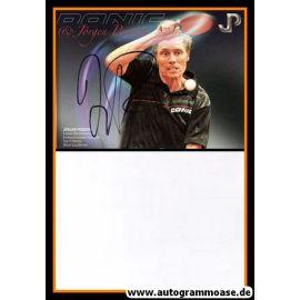 Autogramm Tischtennis | 2000er | Jörgen PERSSON (Donic)