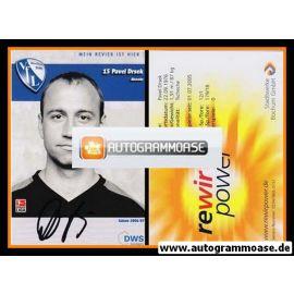 Autogramm Fussball | VfL Bochum | 2006 | Pavel DRSEK