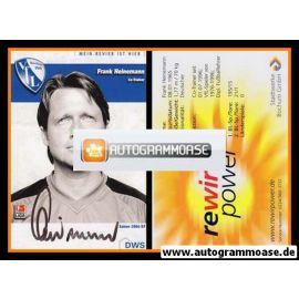 Autogramm Fussball | VfL Bochum | 2006 | Frank HEINEMANN