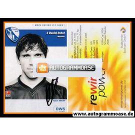 Autogramm Fussball | VfL Bochum | 2006 | Daniel IMHOF