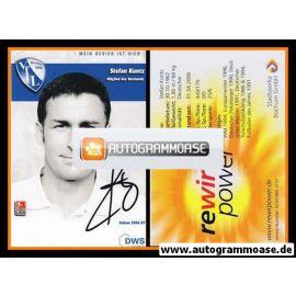 Autogramm Fussball | VfL Bochum | 2006 | Stefan KUNTZ