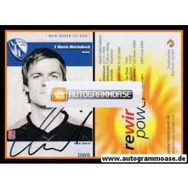 Autogramm Fussball | VfL Bochum | 2006 | Martin MEICHELBECK