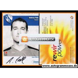 Autogramm Fussball | VfL Bochum | 2006 | Andreas PAHL