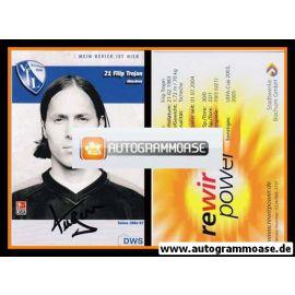 Autogramm Fussball   VfL Bochum   2006   Filip TROJAN