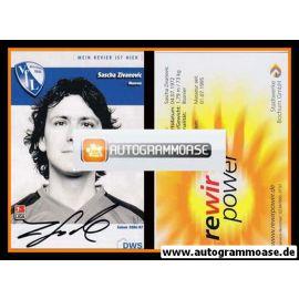 Autogramm Fussball   VfL Bochum   2006   Sascha ZIVANOVIC
