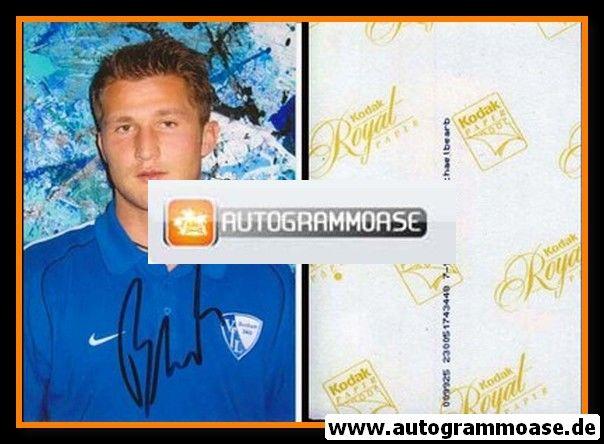 Autogramm Fussball   VfL Bochum   2002 Foto   Michael BEMBEN
