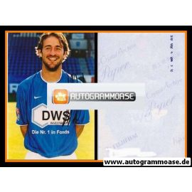 Autogramm Fussball | VfL Bochum | 2002 Foto | Thomas CHRISTIANSEN