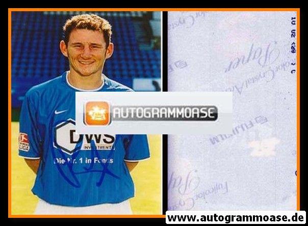 Autogramm Fussball | VfL Bochum | 2002 Foto | Paul FREIER