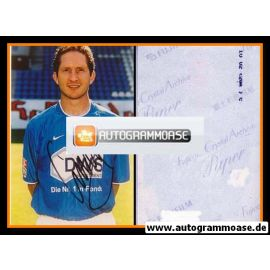 Autogramm Fussball | VfL Bochum | 2002 Foto | Thordur GUDJONSSON