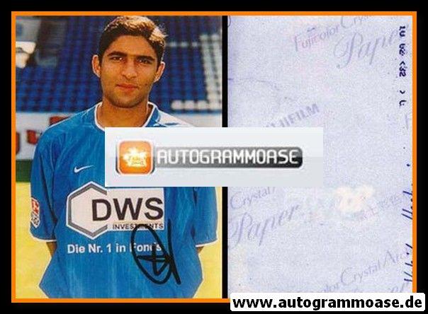 Autogramm Fussball | VfL Bochum | 2002 Foto | Vahid HASHEMIAN