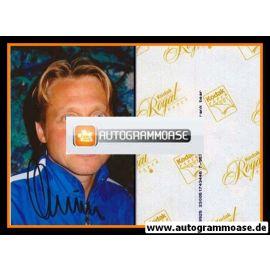 Autogramm Fussball | VfL Bochum | 2002 Foto | Frank HEINEMANN