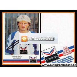 Autogramm Fussball | Hertha BSC Berlin | 1991 | Armin GÖRTZ