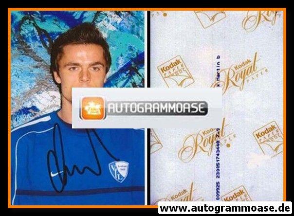 Autogramm Fussball | VfL Bochum | 2002 Foto | Martin MEICHELBECK