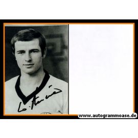 Autogramm Fussball | DFB | 1970er Foto | UNBEKANNT (Portrait SW)