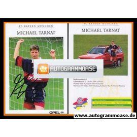 Autogramm Fussball | FC Bayern München | 1997 | Michael TARNAT