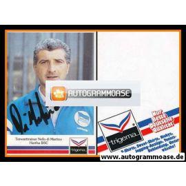 Autogramm Fussball | Hertha BSC Berlin | 1992 | Nello DI MARTINO