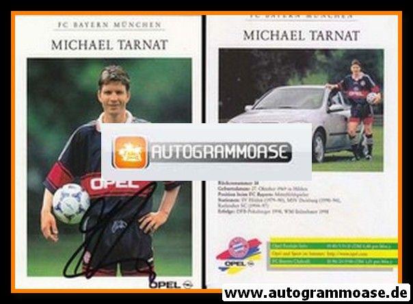 Autogramm Fussball | FC Bayern München | 1998 | Michael TARNAT