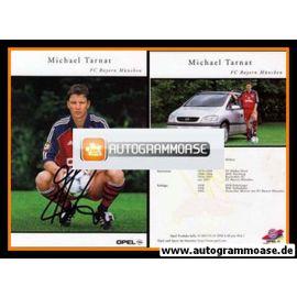Autogramm Fussball   FC Bayern München   1999   Michael TARNAT