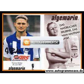 Autogramm Fussball | Hertha BSC Berlin | 1993 | Thomas RICHTER
