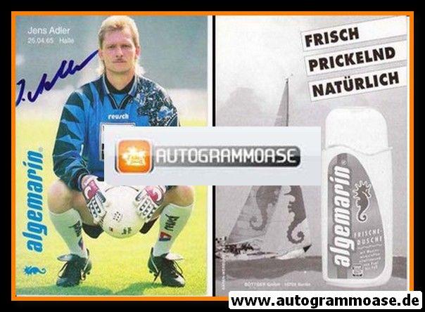 Autogramm Fussball   Hertha BSC Berlin   1995   Jens ADLER