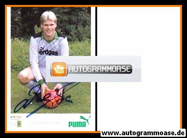 Autogramm Fussball   Borussia Mönchengladbach   1986   Hans-Georg DRESSEN