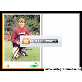 Autogramm Fussball | Borussia Mönchengladbach | 1988 | Uwe BRUNN