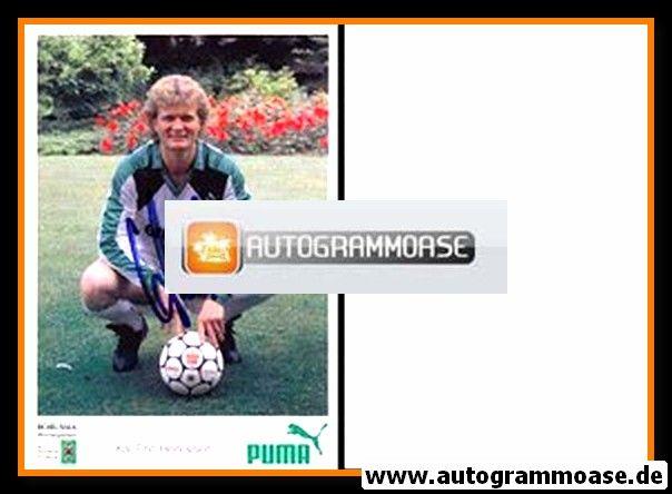 Autogramm Fussball | Borussia Mönchengladbach | 1988 | Kai Eric HERLOVSEN