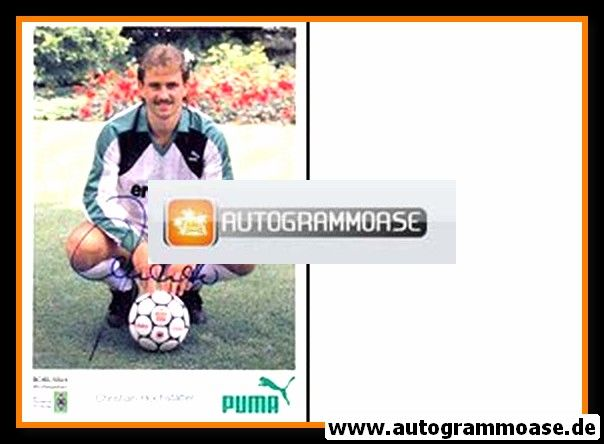 Autogramm Fussball | Borussia Mönchengladbach | 1988 | Christian HOCHSTÄTTER
