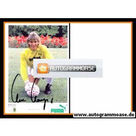 Autogramm Fussball | Borussia Mönchengladbach | 1988 | Uwe KAMPS