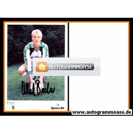 Autogramm Fussball   Borussia Mönchengladbach   1989   Olaf BECKER