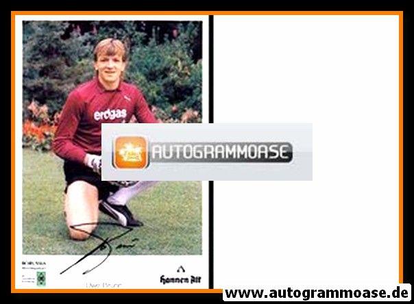 Autogramm Fussball   Borussia Mönchengladbach   1989   Uwe BRUNN