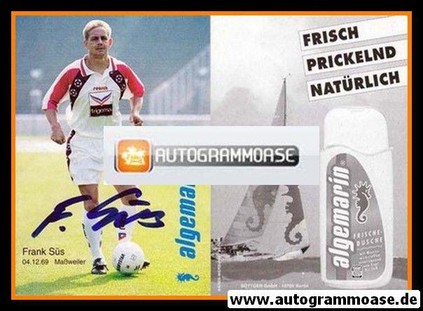Autogramm Fussball | Hertha BSC Berlin | 1995 | Frank SÜS