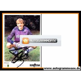 Autogramm Fussball | Borussia Mönchengladbach | 1990 | Uwe BRUNN