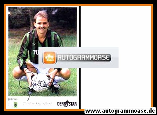 Autogramm Fussball | Borussia Mönchengladbach | 1990 | Christian HOCHSTÄTTER