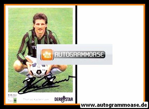Autogramm Fussball | Borussia Mönchengladbach | 1990 | Thomas KASTENMAIER