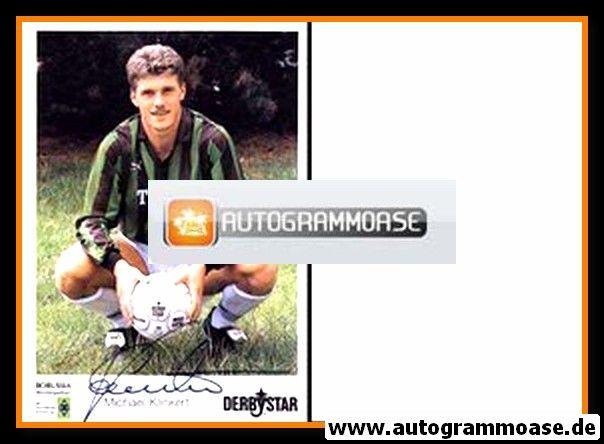 Autogramm Fussball | Borussia Mönchengladbach | 1990 | Michael KLINKERT