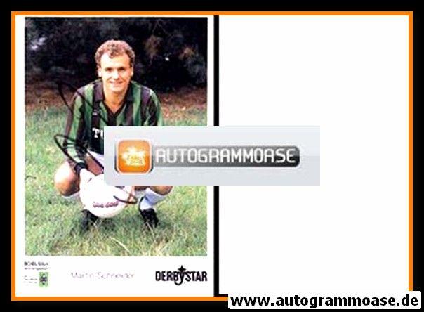 Autogramm Fussball | Borussia Mönchengladbach | 1990 | Martin SCHNEIDER